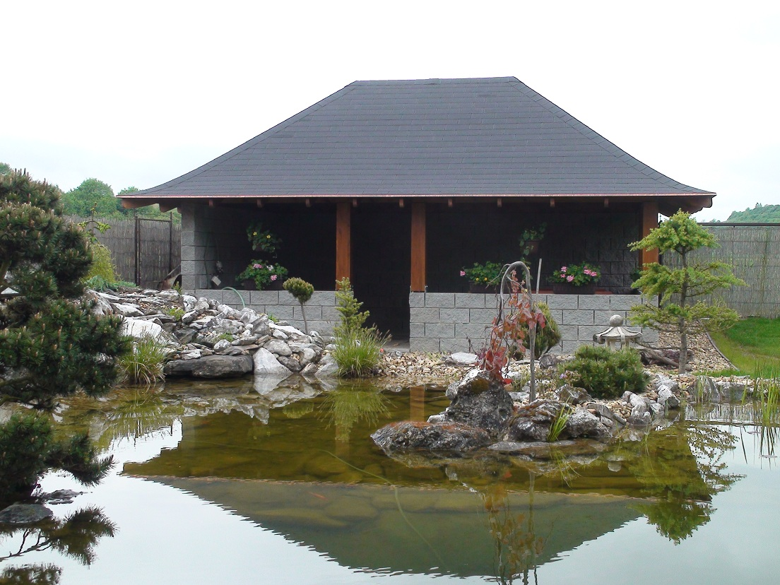 Dřevěný zahradní nábytek zahradní altány pergoly paravany